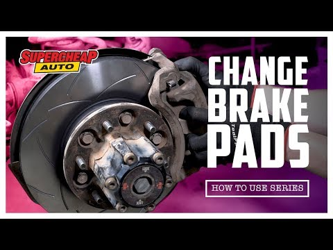 How to - Change Brake Pads