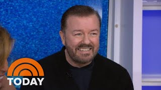 Ricky Gervais Shares The Funniest Person He Knows | TODAY