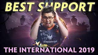BEST SUPPORT of The International 2019 Group Stage — TNC.Tims