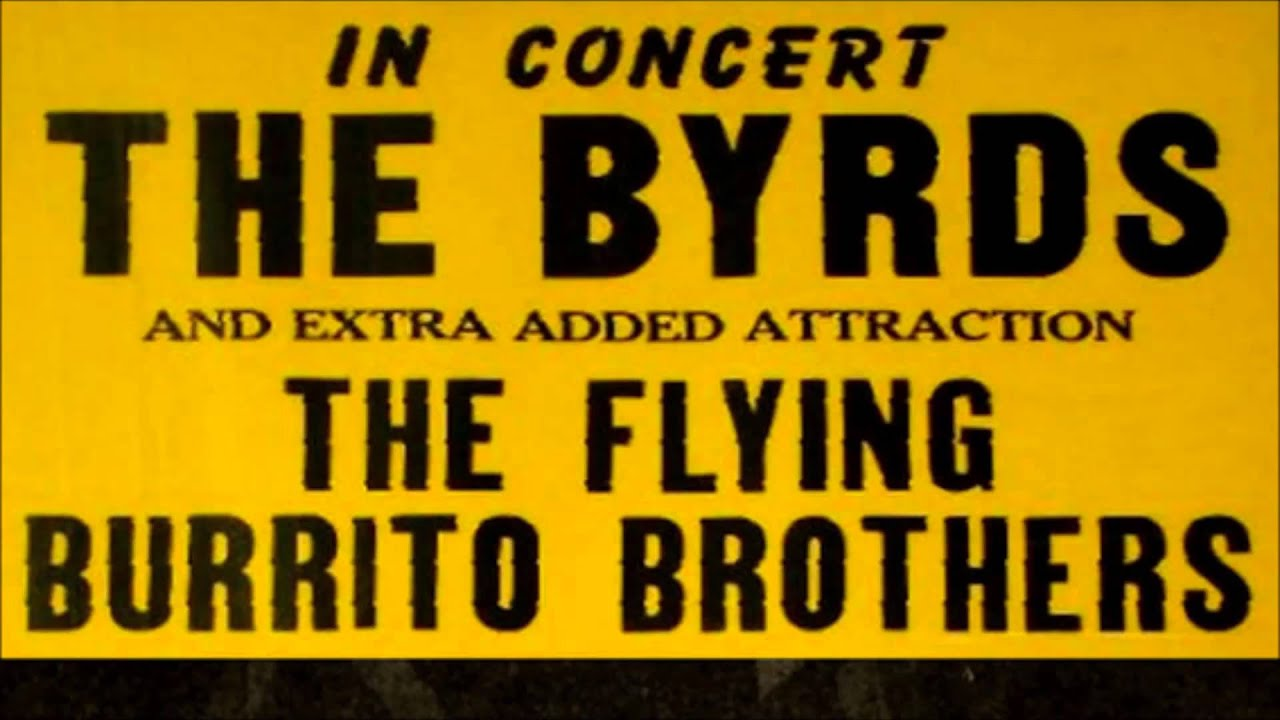 Byrds Why Eight Miles High