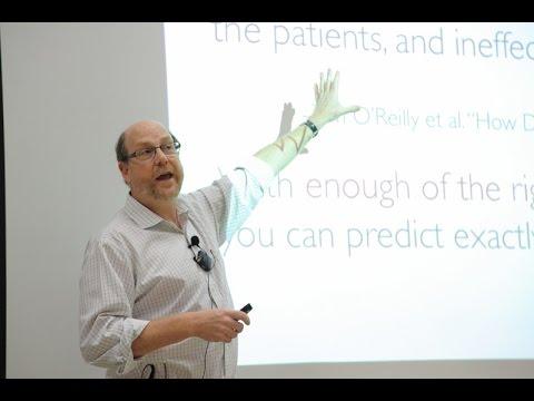 IAS Seminar Series on Big Data: Prof Michael Franklin (25 Nov 2014)