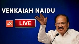 Venkaiah Naidu LIVE | 75th Year Celebration of Telangana Saraswatha Parishath | Hyderabad