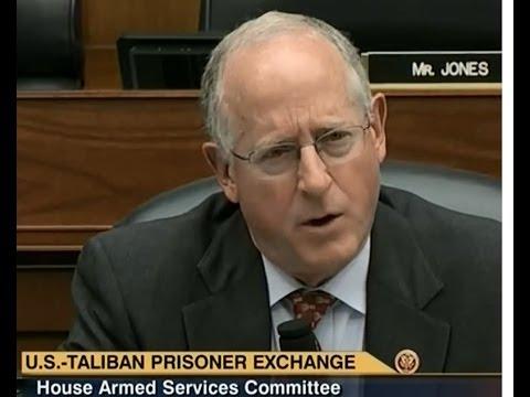 Questioning Def. Sec. Hagel  about Taliban swap 06 11 2014 12 37 581