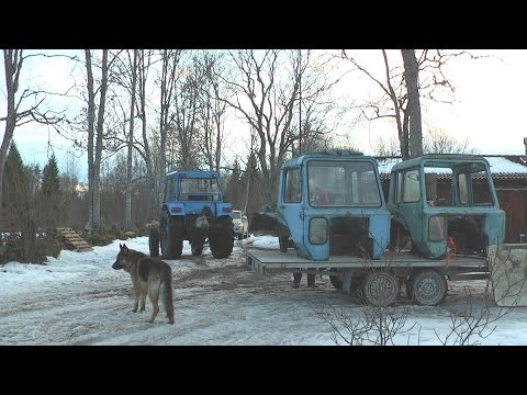 Belarus MTZ-82 restoration project. Part 9