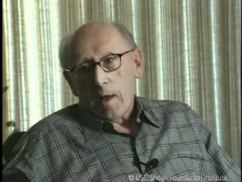 Jewish Survivor Hugo Beckerman Testimony