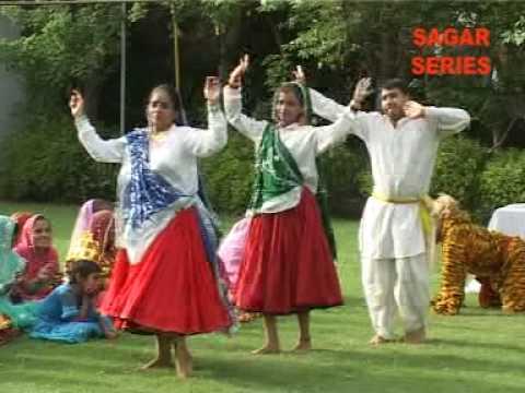 Haryanvi Bhajan ( Jai Mata Di) Hey Jagdambey video