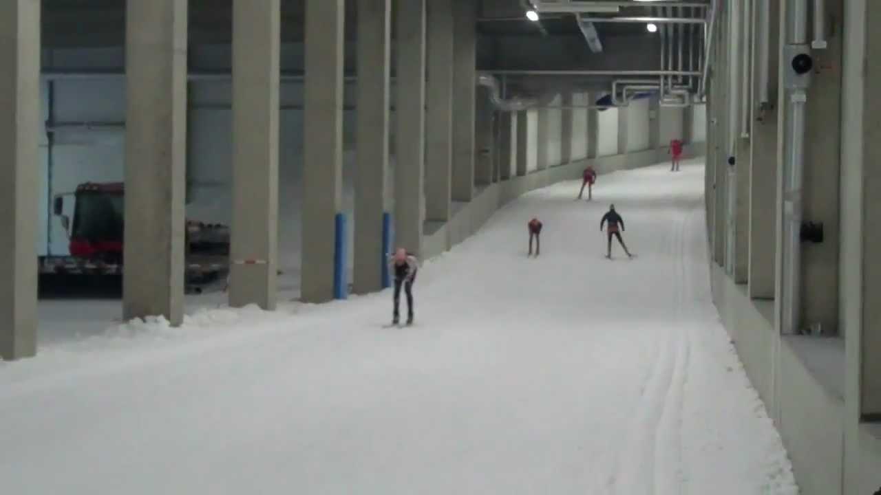 Oberhof Skihalle Dkb Skihalle in Oberhof