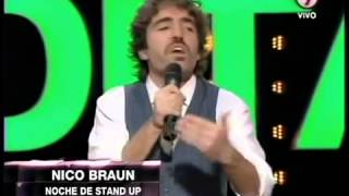 Bendita - Nico Braun Stand up en Bendita TV