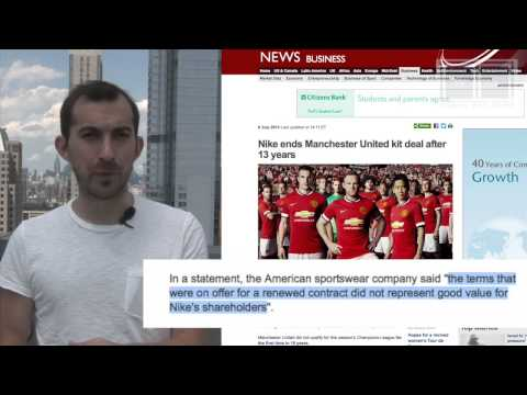 Nike bids Adieu to Man U: will not renew MUFC kit contract after this season