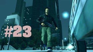 Прохождение GTA 3  (Часть 23)  Взрыв На Базе