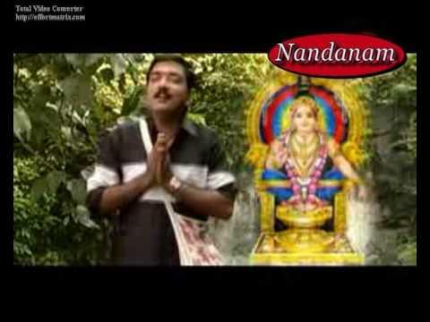 Sri Ayyappan Song;Dr.K.J Yesudas-Aana irangum mamalayil