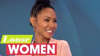 Jada Pinkett Smith on Her 20 Year Marriage to Will Smith | Loose Women