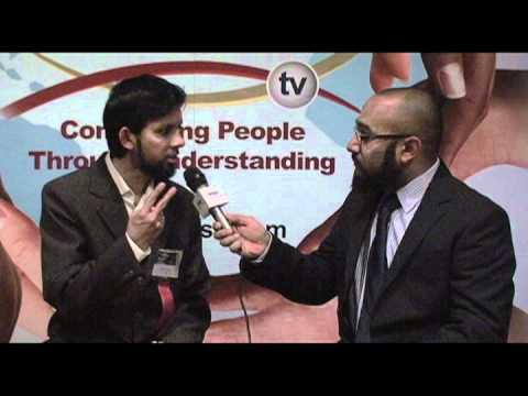 Bridges TV - MAS ICNA Convention Chicago - www.gainpeace.com Interview
