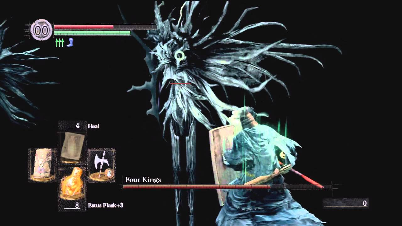 dark souls 4 kings strategy