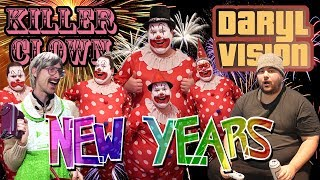 Happy New Years #2018! feat  Killer Clown