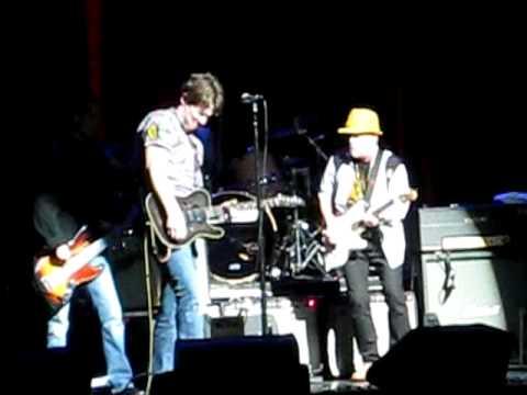 Jimi Hendrix Tribute Tour Jonny Lang Spanish Castle Magic Gibson Amphitheatre 3/5/2010