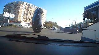 Опасные неожиданности на дороге