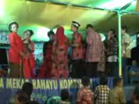 Pernikahan Beben & Rusyanah 12 April 2013 Sabilulungan video