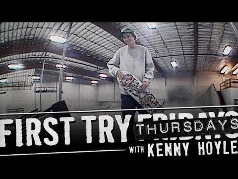 Kenny Hoyle - First Try Friday
