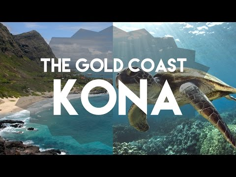 THE GOLD COAST // KONA, HAWAII // MY TRAVEL TOUR GUIDE