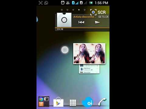 Gravador de tela para Android