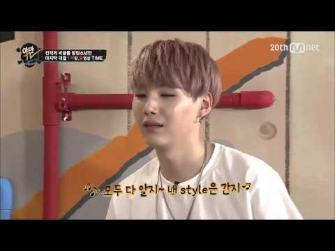 150629 BTS YamanTV ep24:JUNGKOOK VS SUGA imitate other KPOP idol cut