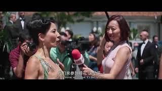 Crazy Rich Asians (2018) - Rachel Chu getting ready for the wedding