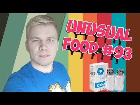 СОЛЁНАЯ ШОКОЛАДКА - Unusual Food #93