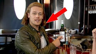 This Video Will Make You Love Sam Heughan   Outlander Star