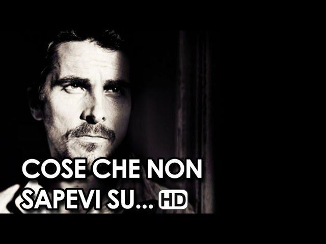 Cose che non sapevi su Christian Bale HD