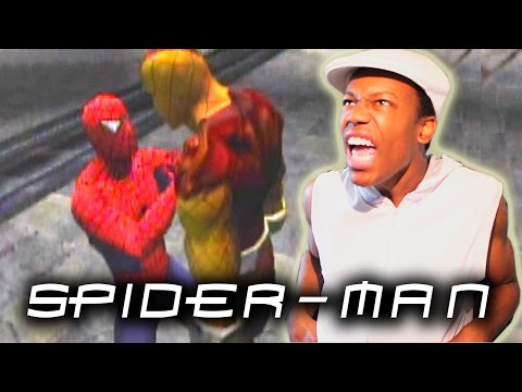 Spider-Man (2002) Game Walkthrough Part 5 - SHOCKER BOSS FIGHT!