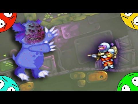 🐾 Охота на зомби Лунтика #6! Путешествие по шахтам! Мультик Игра. Фэнтези по мотивам Зомбитрон.