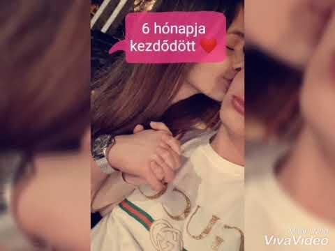 Szerelmes videó Kata és Jani