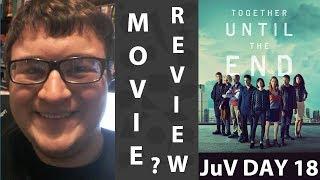JuV 2018 Day 18 - sense8 Finale (Movie Review?)