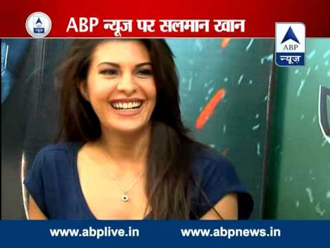 Salman Khan And Jacqueline Talk About Kick On Abp News video