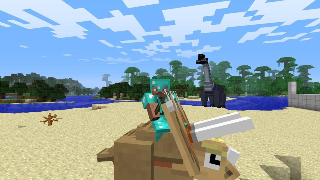 Minecraft Dinosaurs Part 10