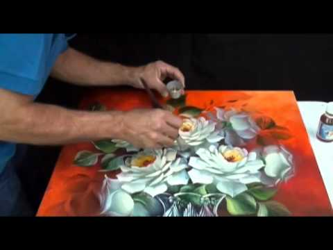 Como envernizar uma pintura a leo sobre tela catanzaro - Como pintar sobre tela ...