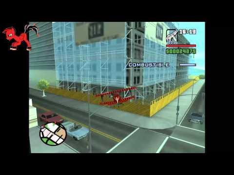 GTA San Andreas: Como pasar la misión Supply Lines