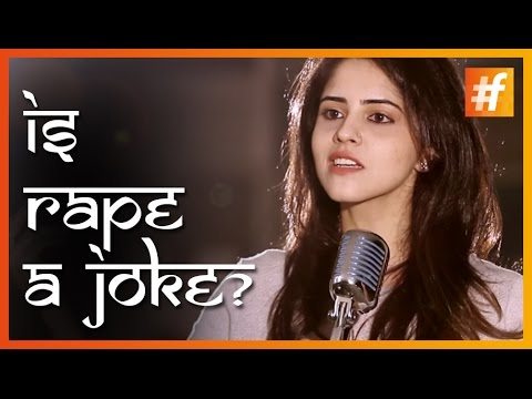 Why Rape Is A Joke In India! #rapepublicday video