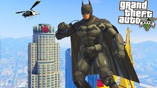 GTA 5 Mods: Batman Mod Origin Story! 😱👿🦇🦇Batcave,Vehicles & More! (GTA 5 Mod)
