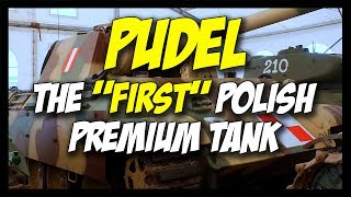 ► PUDEL - New Polish Premium Medium Tank - World of Tanks PUDEL Preview