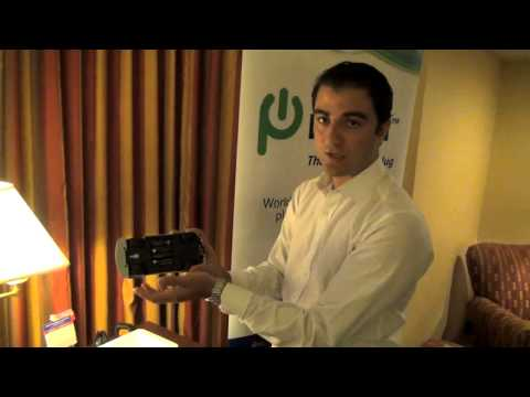 Charge-in-a-box: Power By Proxi shows location-less wireless charging at CES 2013