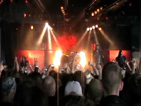 Dark Funeral intro live 1