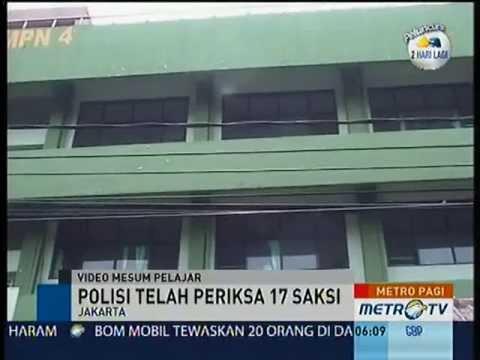 Video Asli ! Berita Heboh Mesum di Dalam Kelas Pelajar SMPN 4 Jakarta