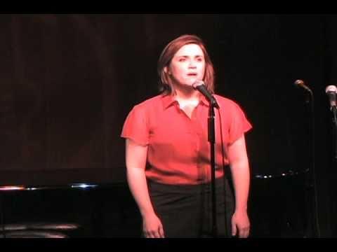 Donna Lynne Champlin - I Burn (Jeff Blumenkrantz)