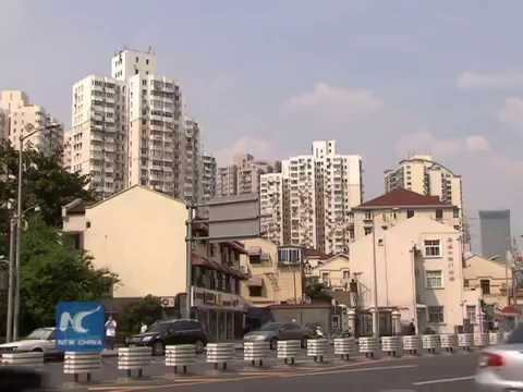 China's home price growth moderates