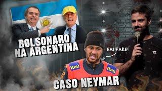 Fábio Rabin - O caso Neymar / Bolsonaro na Argentina