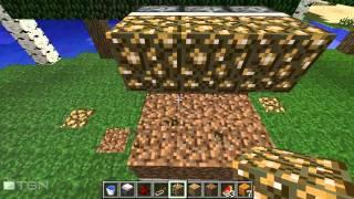 ★ Minecraft Tutorials - Semi Automatic Melon Pumpkin Farm, ft. Otter - WAY➚