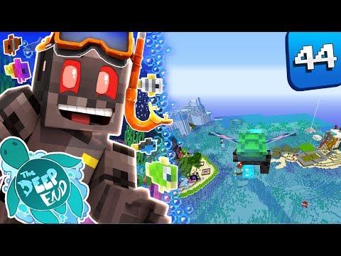 Minecraft The Deep End SMP Episode 44: Rad Race