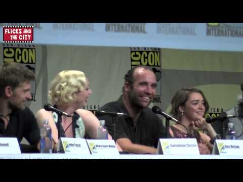 Game of thrones cast funny moments part 5